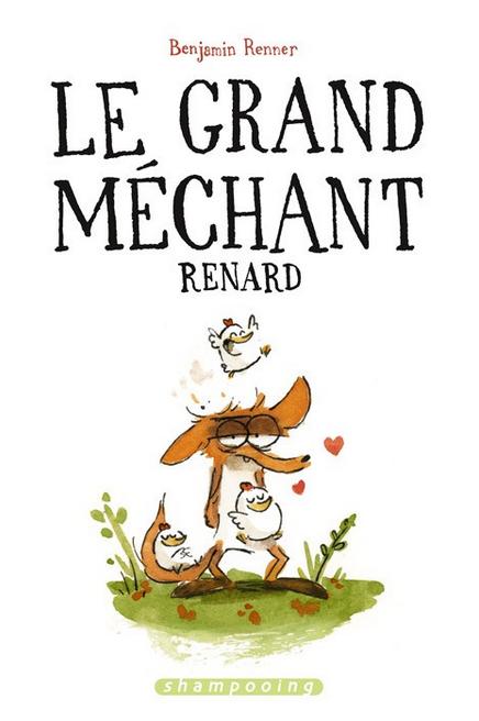 livre : Le grand méchant renard